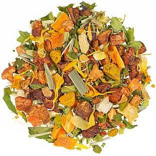 FT  Bio Hanf Zitrone mild Bio Früchtetee, aromatisiert
