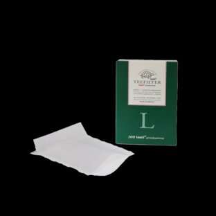 Papierfilter teeli® aromatreu Größe: L