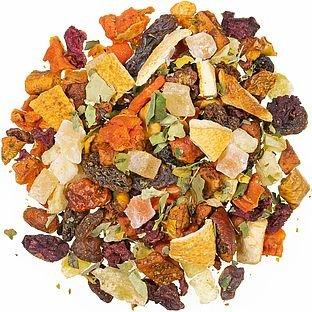 Früchtekaltgetränk Moringa natürlich
