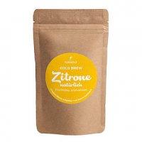 Kaltaufguss  Cold Brew Zitrone natürlich Früchtetee, aromatisier
