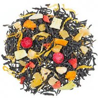 ST Bazaar Africa Schwarztee mit Blüten und Fruchtstücken, aromatisiert