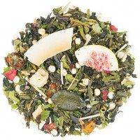 GT Green Bowl natürlich - Grüntee mit Kräutern und Fruchtstücken, aromatisiert