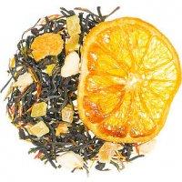 GT  Grapefruit Mandarine - natürlich Grüntee mit Fruchtstücken, aromatisiert